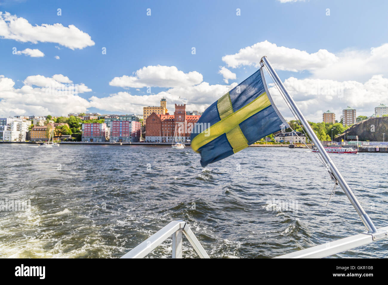 Sweden - Stock Image