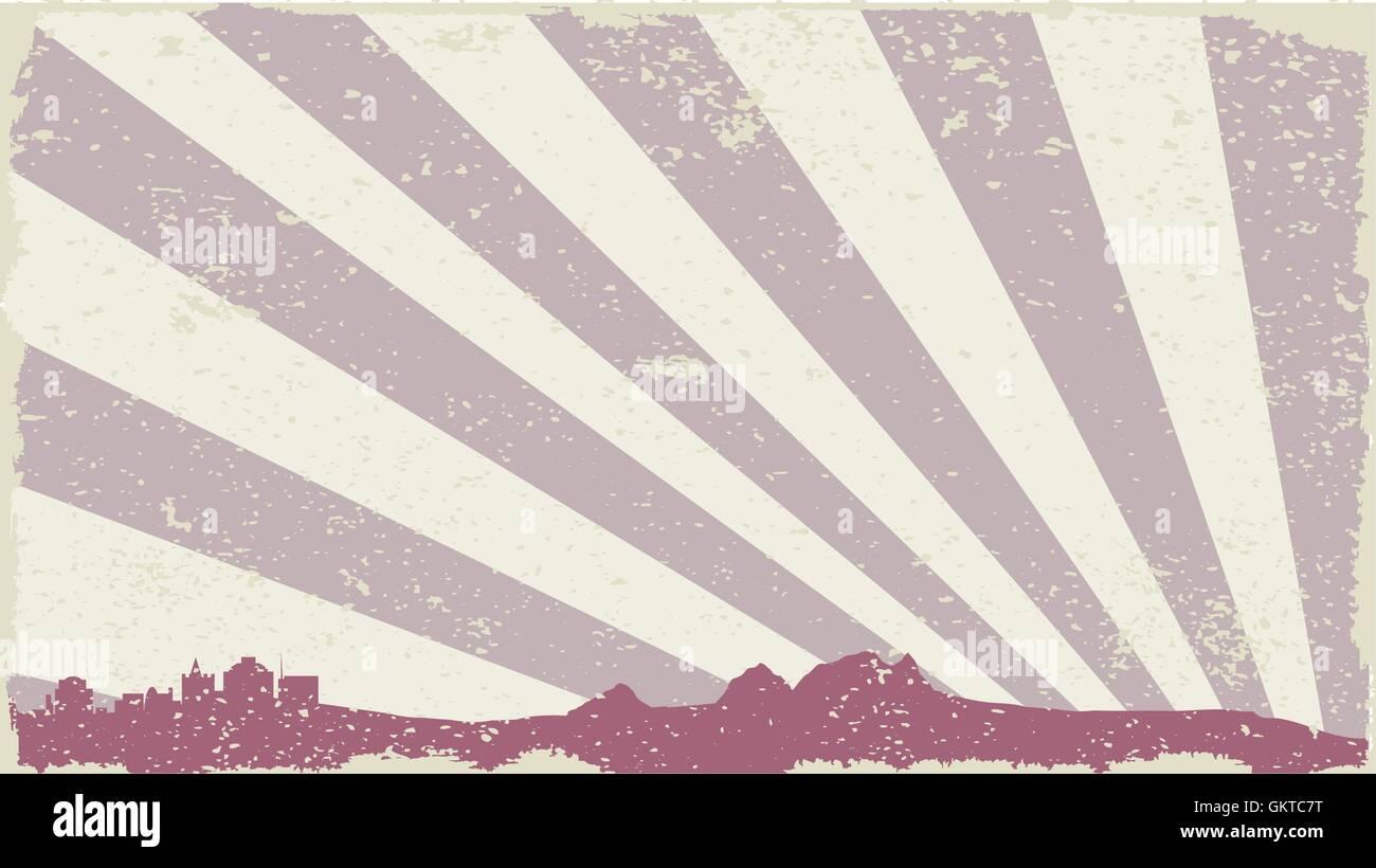 town silhouette grunge stock vector art illustration vector image rh alamy com