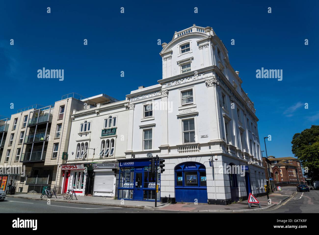 Canute Hotel, Southampton, Hampshire, England, UK - Stock Image