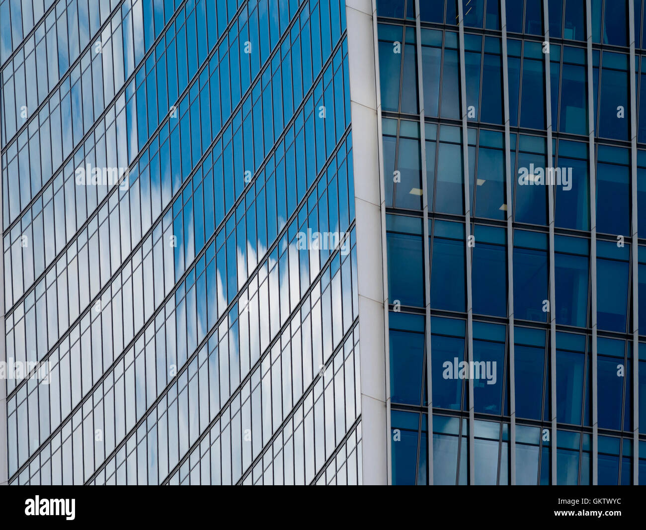 The Walkie-Talkie,20 Fenchurch Street, City of London, London, Britain - Stock Image