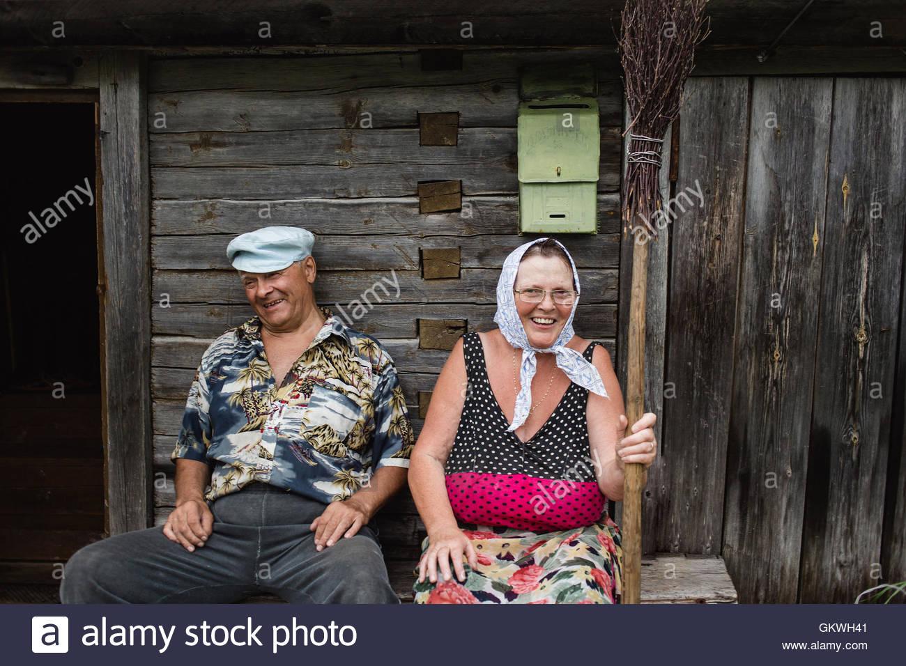 Фото зрелых деревенских бабушек