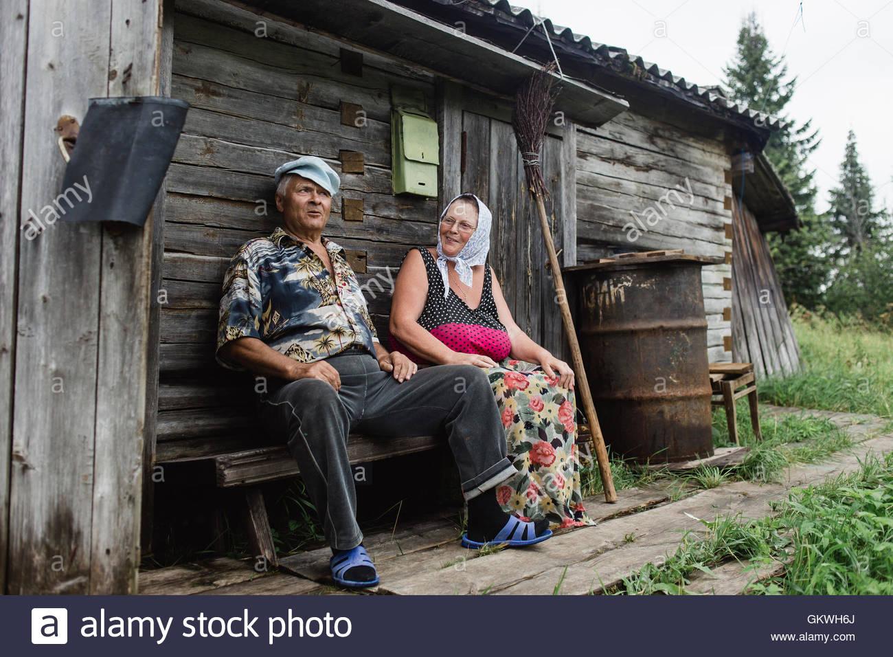 русские пожилые женщины в деревне нашем ресурсе