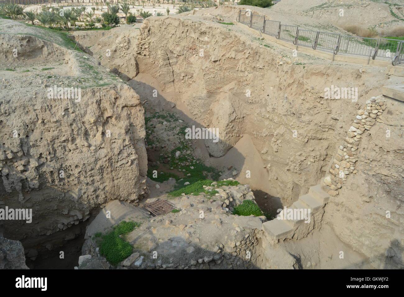Jericho, West Bank, Palestine - Stock Image