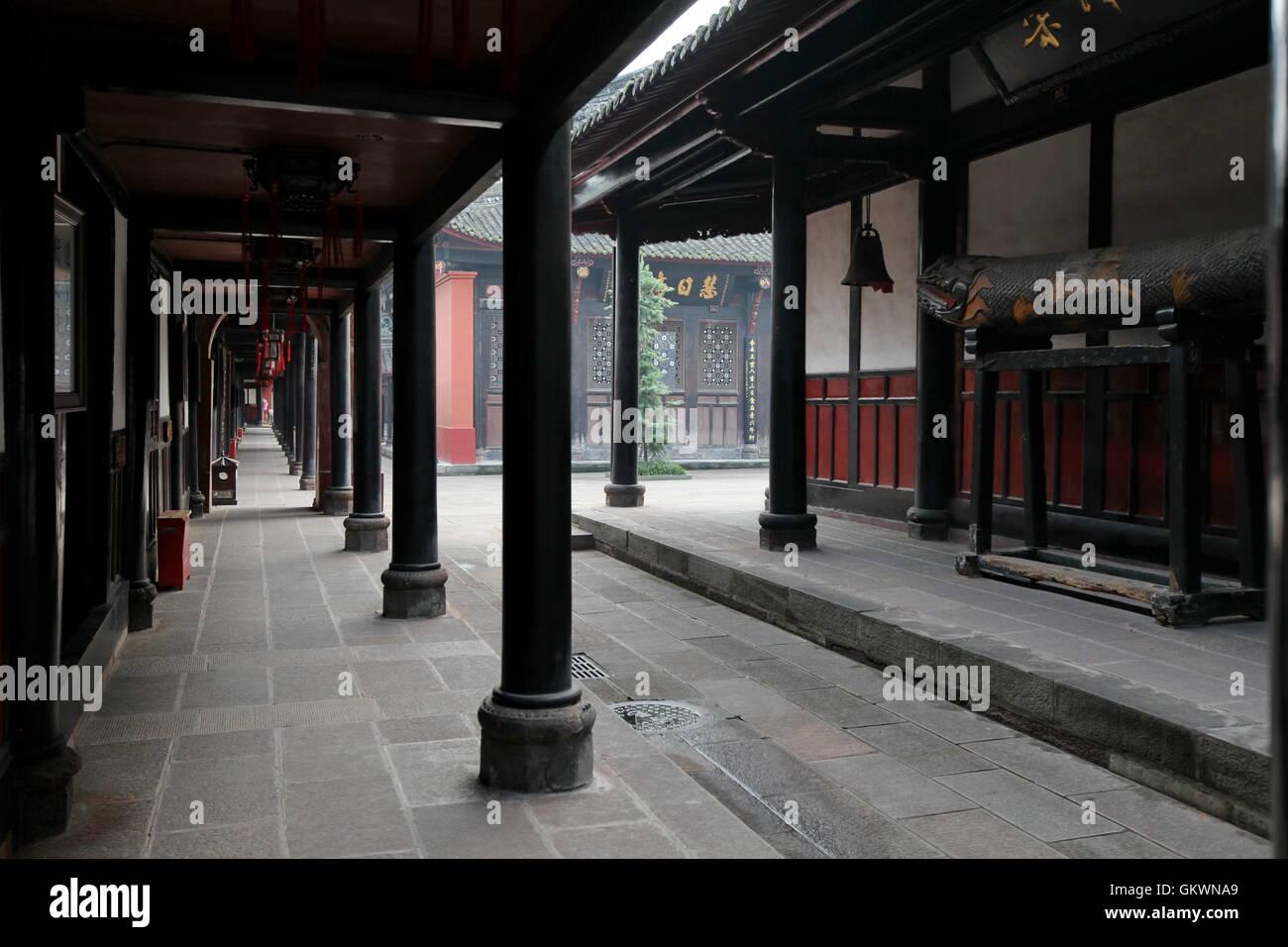 China, Beijing, Lama Temple - Stock Image
