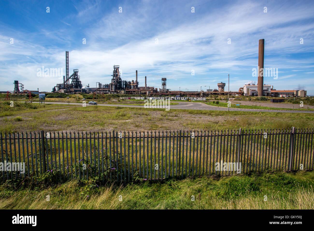 Port talbot, Port talbot steel works, steelworks, porttalbot, wales, uk, steel, works, industry, strike, job, jobs, Stock Photo