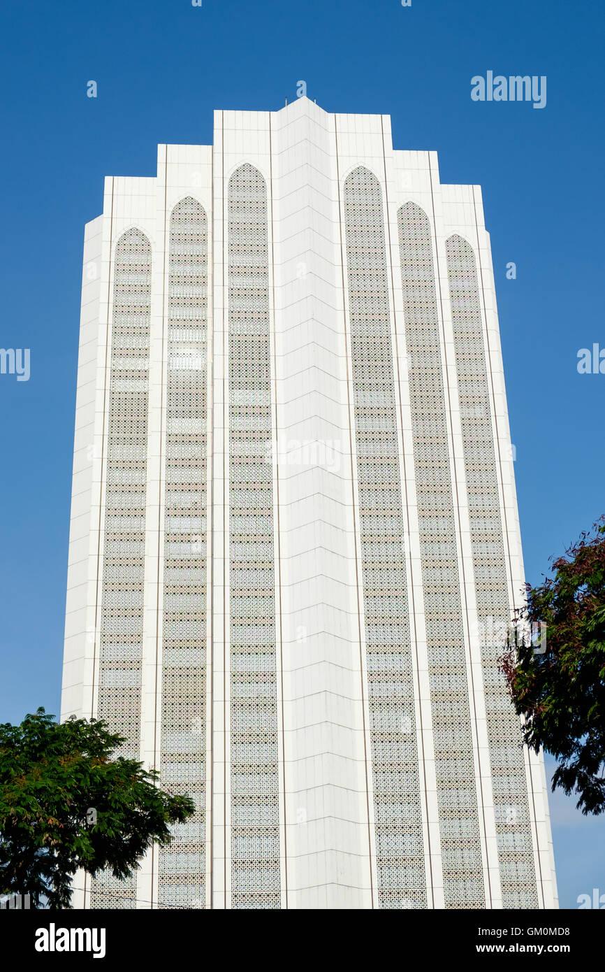 KUALA LUMPUR, MALAYSIA - MARCH 1: Dayabumi Complex (Kompleks Dayabumi) near Merdeka Square in Kuala Lumpur, Malaysia - Stock Image
