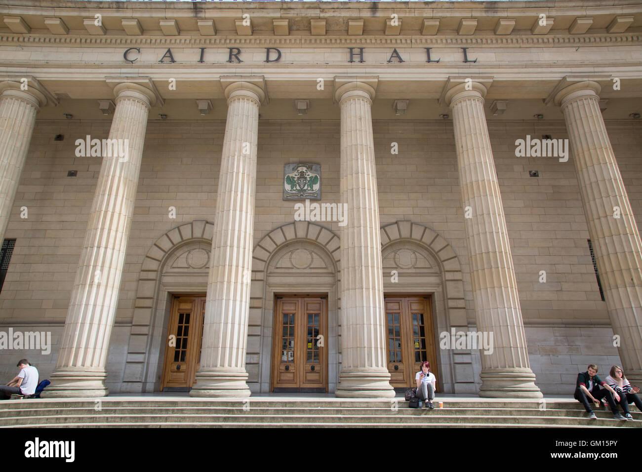 Caird Hall, Dundee; Scotland; UK - Stock Image