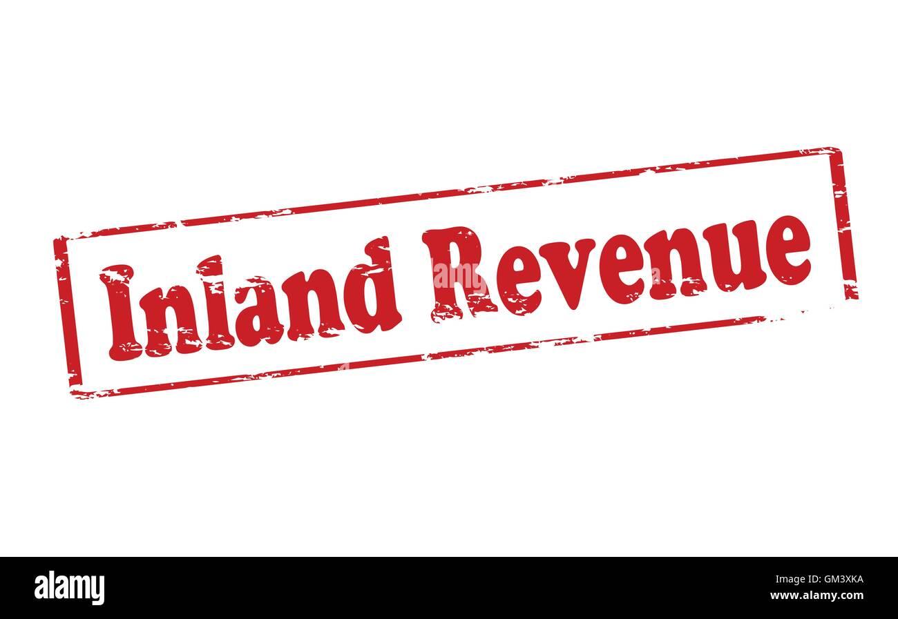 Inland revenue - Stock Vector