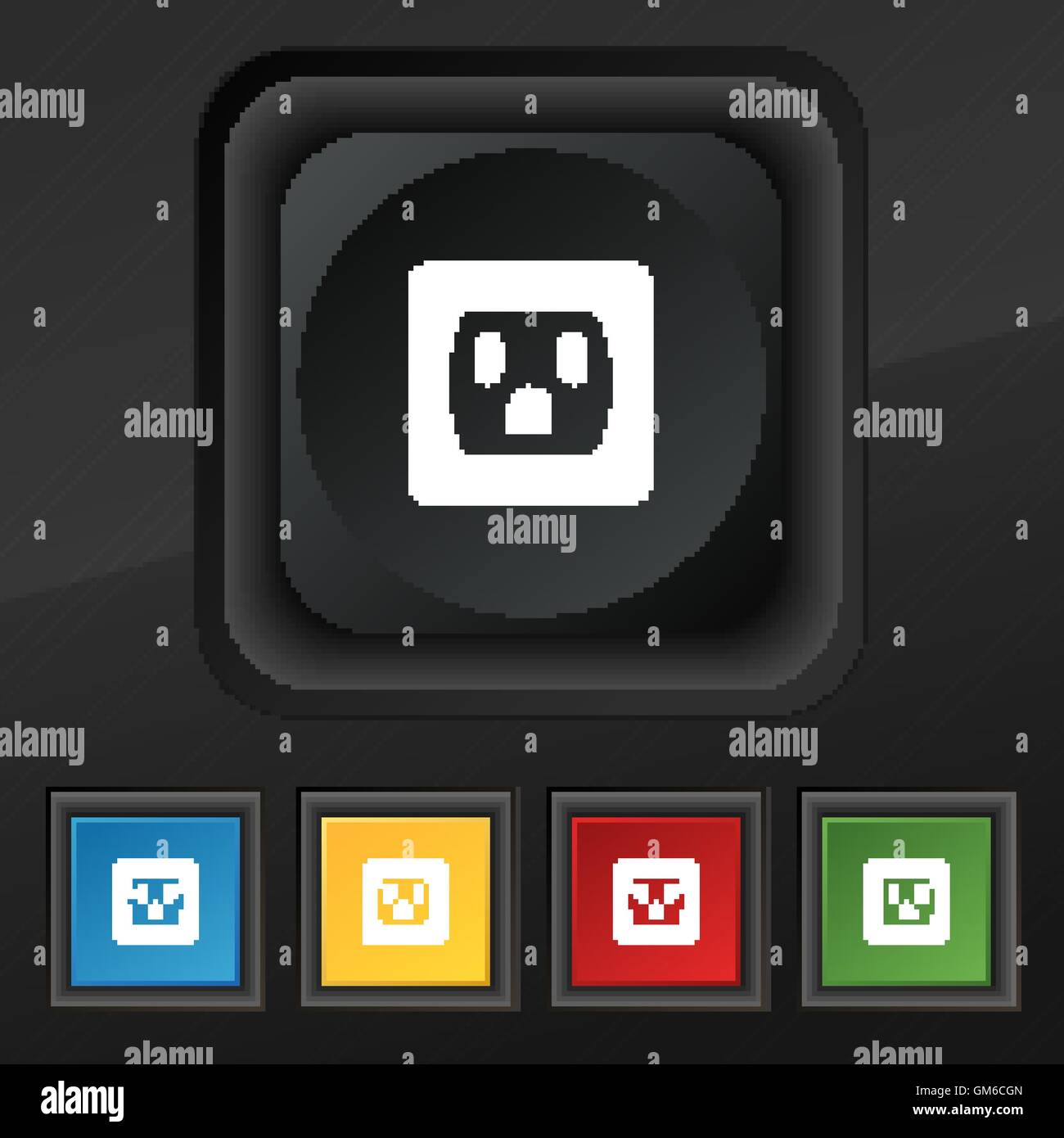Power Plug Power Cord Silhouette Stock Photos & Power Plug Power ...