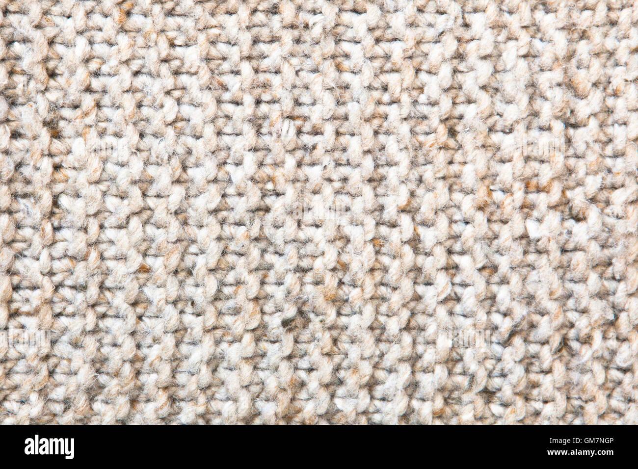 Wool background - Stock Image