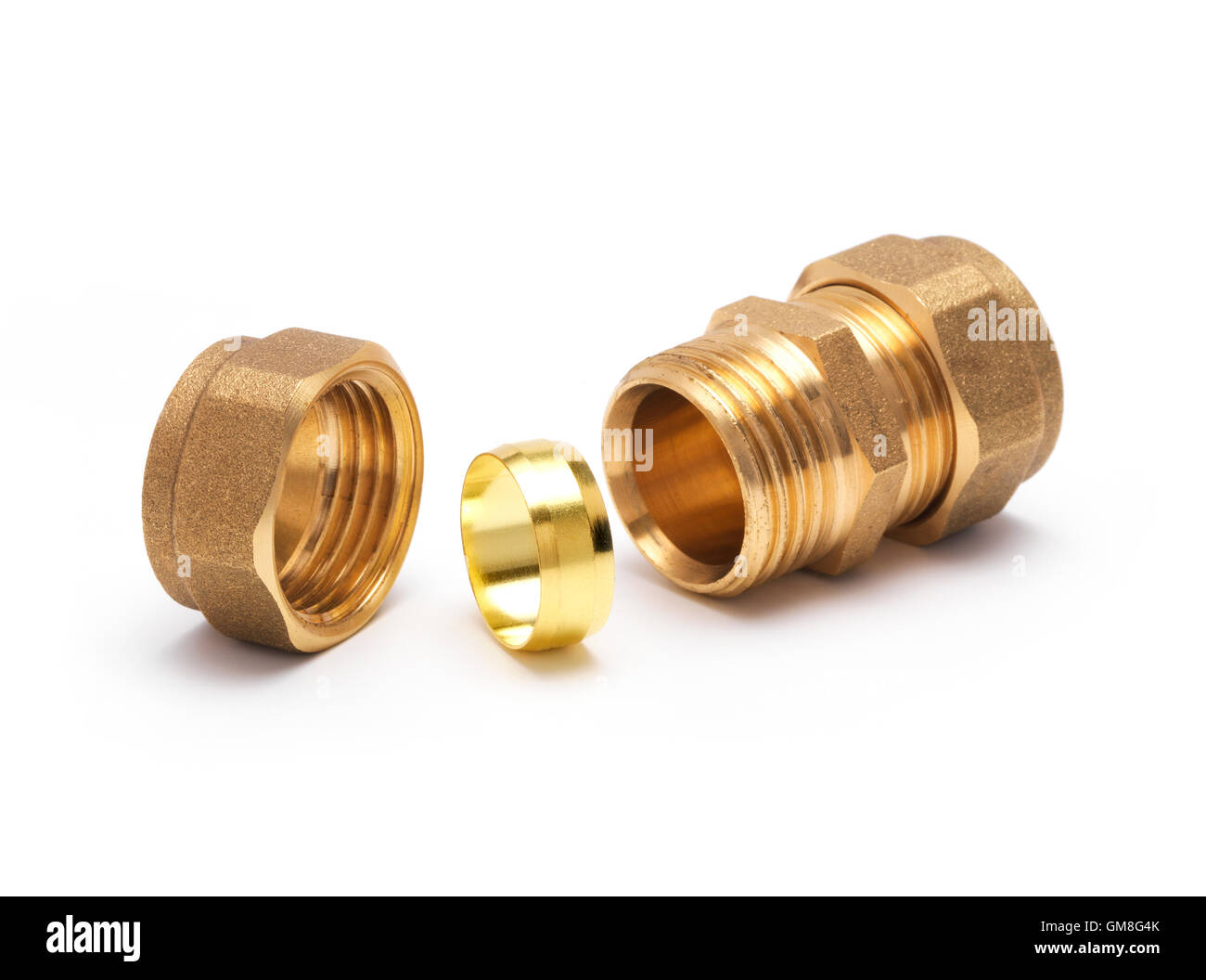 Compression Joint - Stock Image