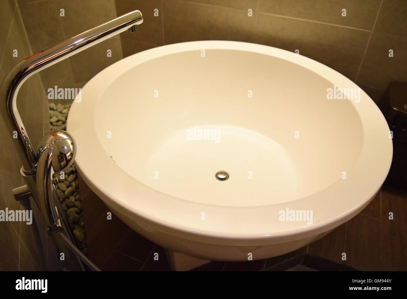 Hot Tub Bath Room Stock Photos & Hot Tub Bath Room Stock Images - Alamy