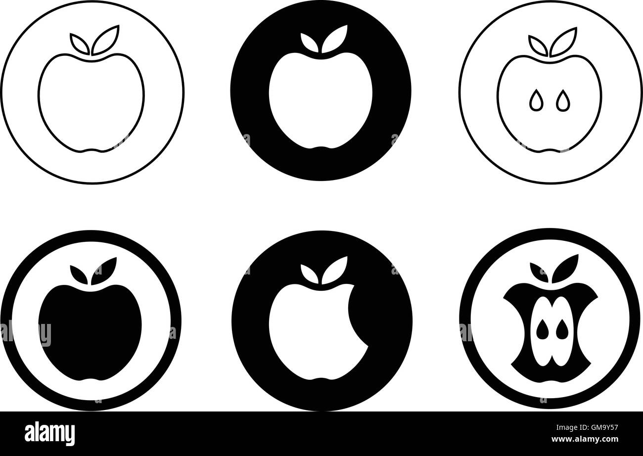 Apple - Stock Image