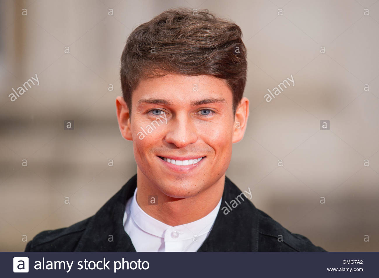 File photo dated 22/1/2016 of reality TV favourite Joey Essex who has earned himself a GCSE in general studies. - Stock Image