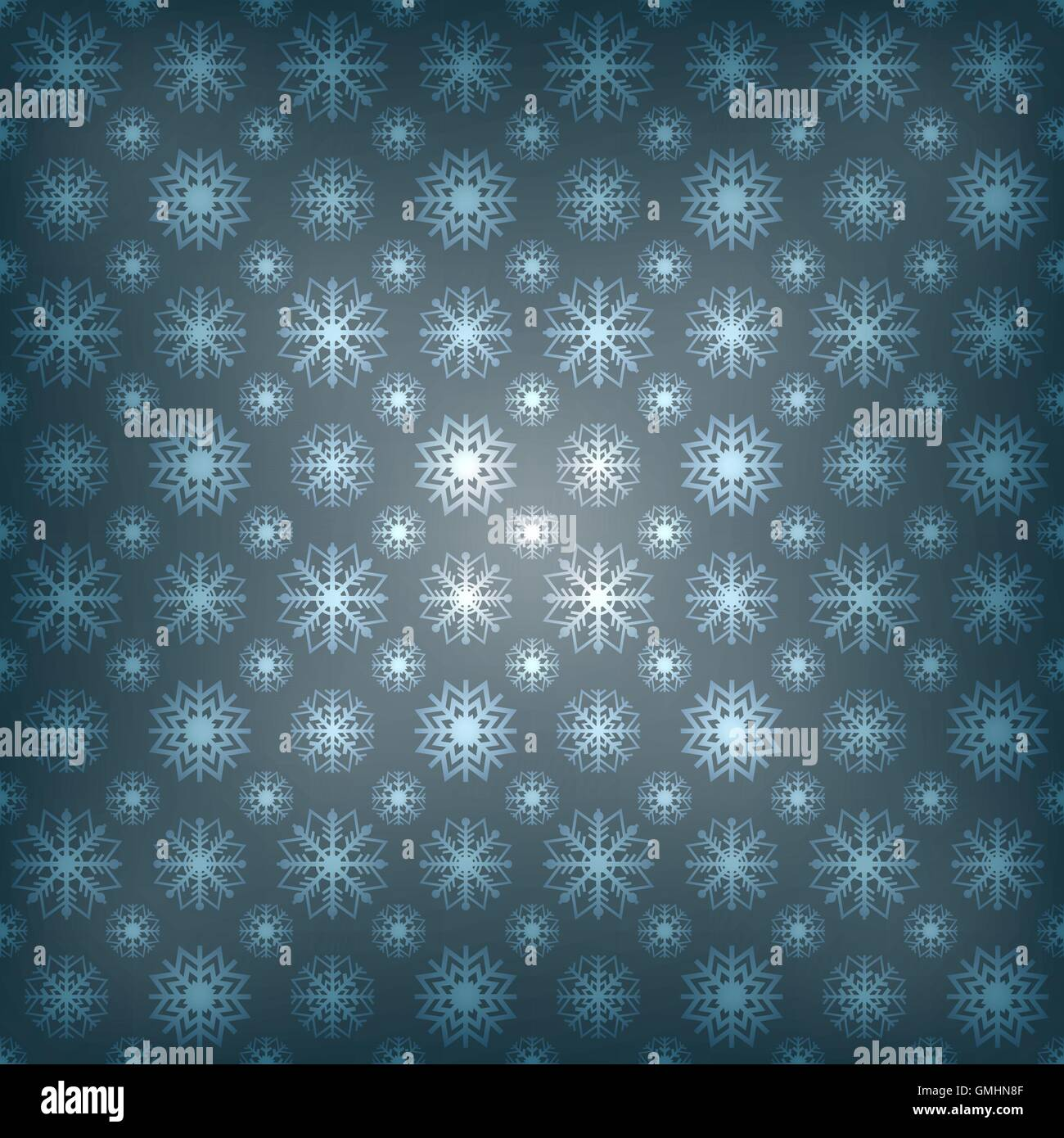 Blurred seamless background image, vector illustration. - Stock Vector