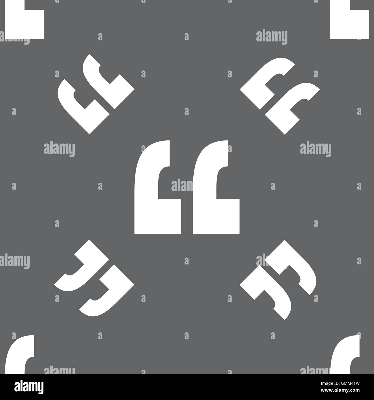 Quote Sign Icon Quotation Mark Symbol Double Quotes At The End Of