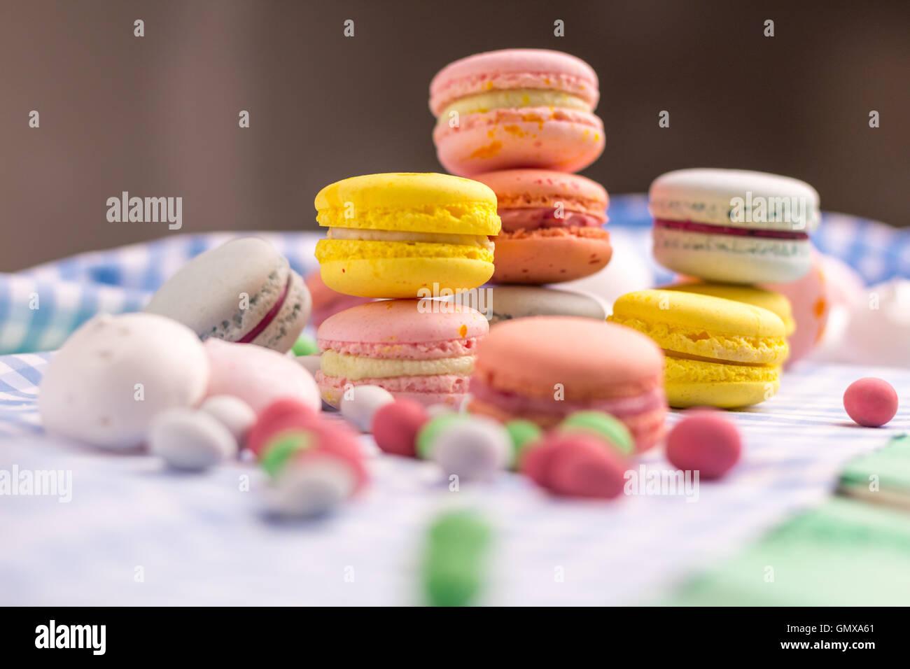 Confectionery Confit Stock Photos & Confectionery Confit