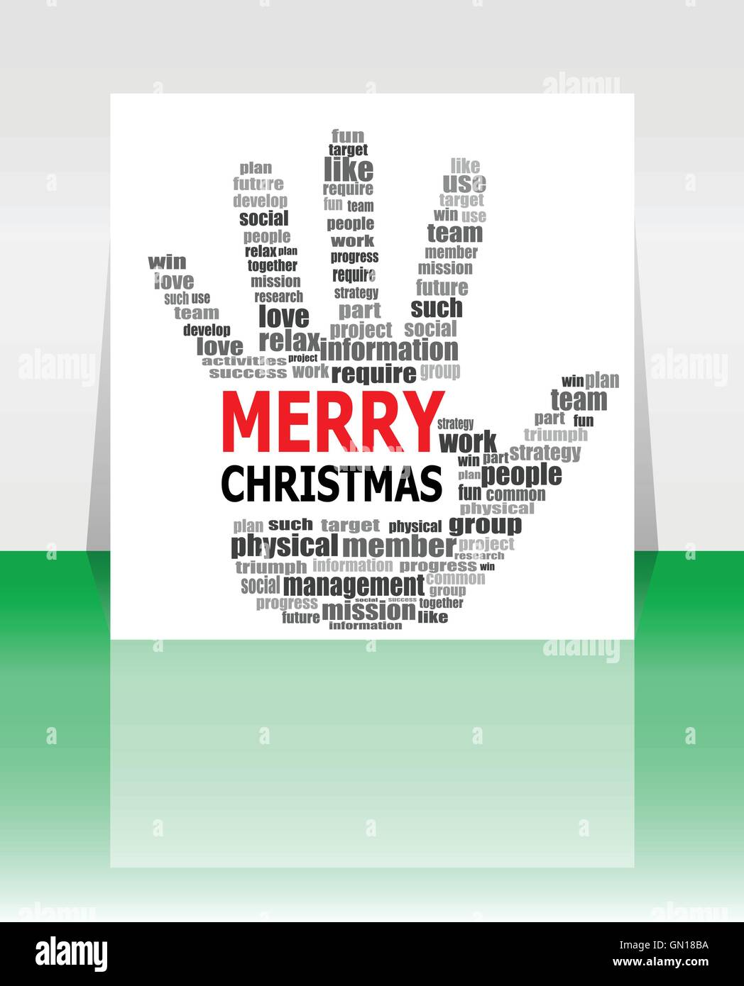 merry christmas unique xmas design element great design element for congratulation cards banners and flyers happy new year
