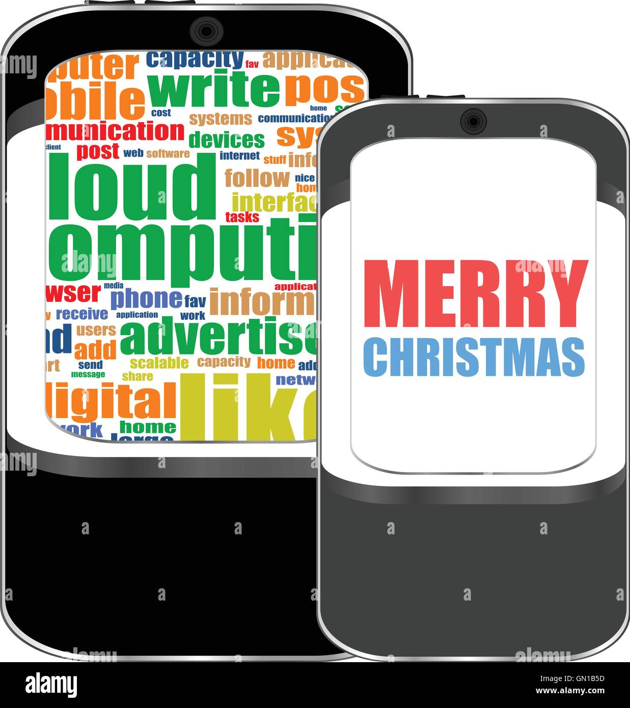 Digital Signature Smart Cell Phone Stock Photos Digital Signature