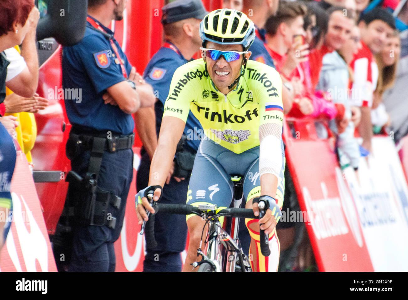 851955219 Alberto Contador Spain Stock Photos   Alberto Contador Spain Stock ...