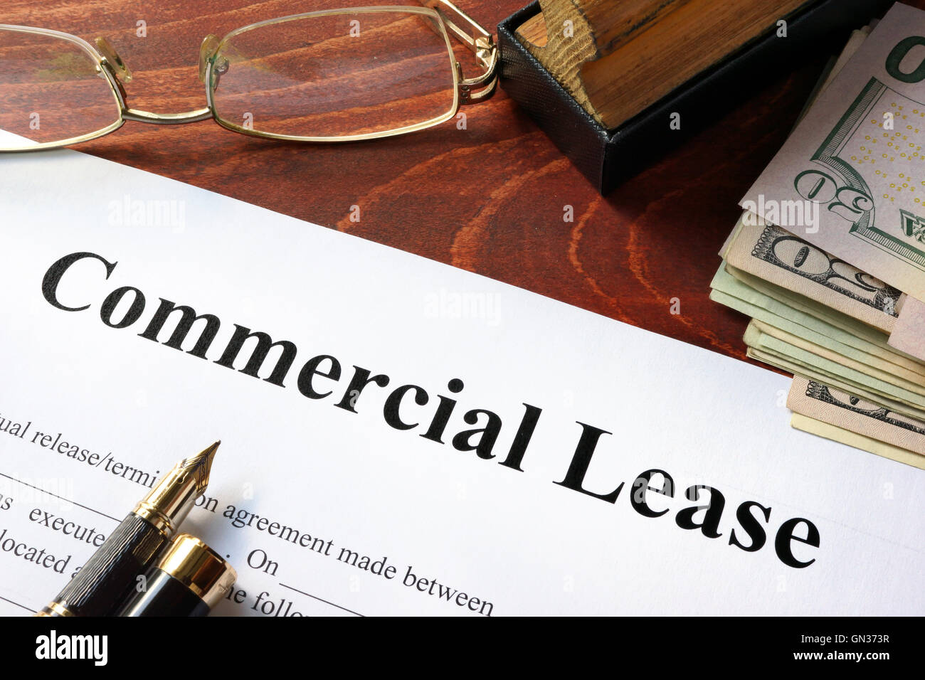 Commercial Lease Stock Photos Commercial Lease Stock Images Alamy