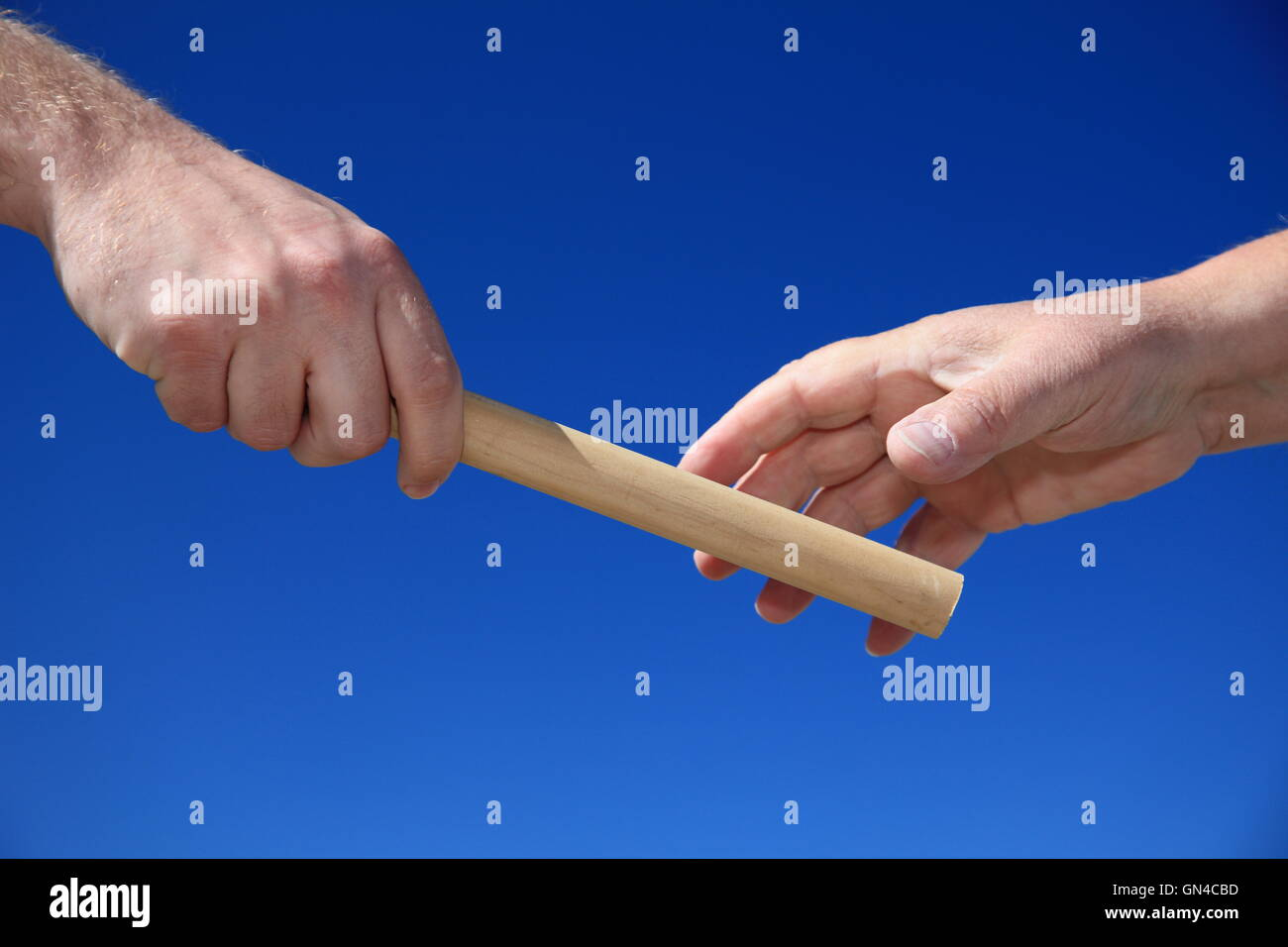 Baton - Stock Image