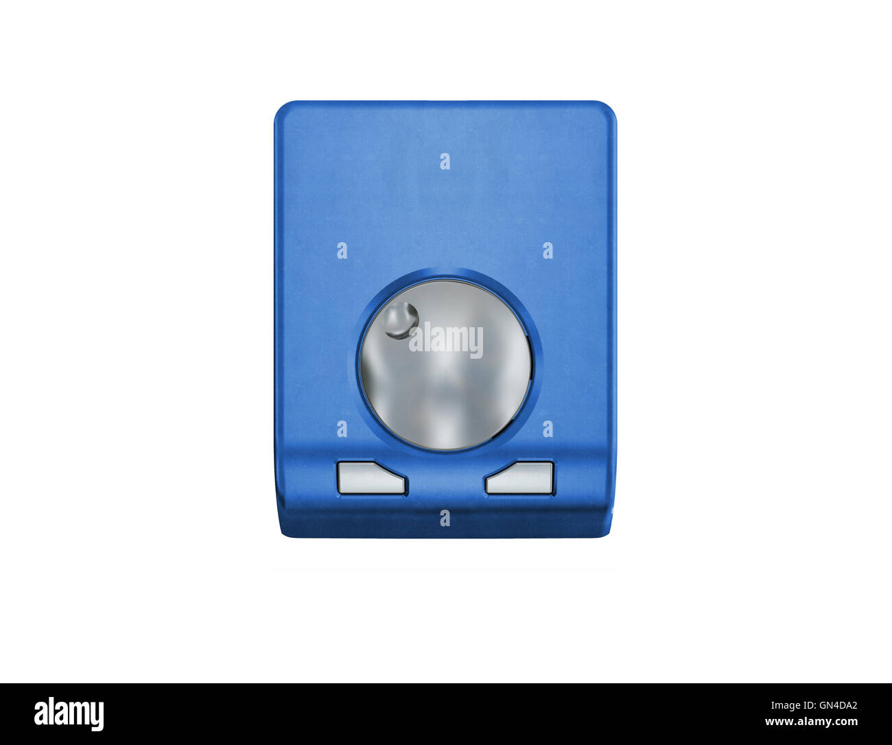 blue remote controle Stock Photo