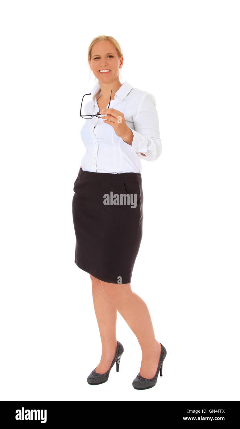 Confident employee - Stock Image