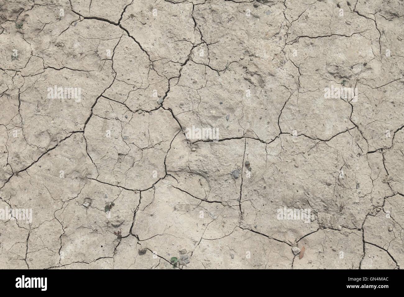 Water shortage - Stock Image
