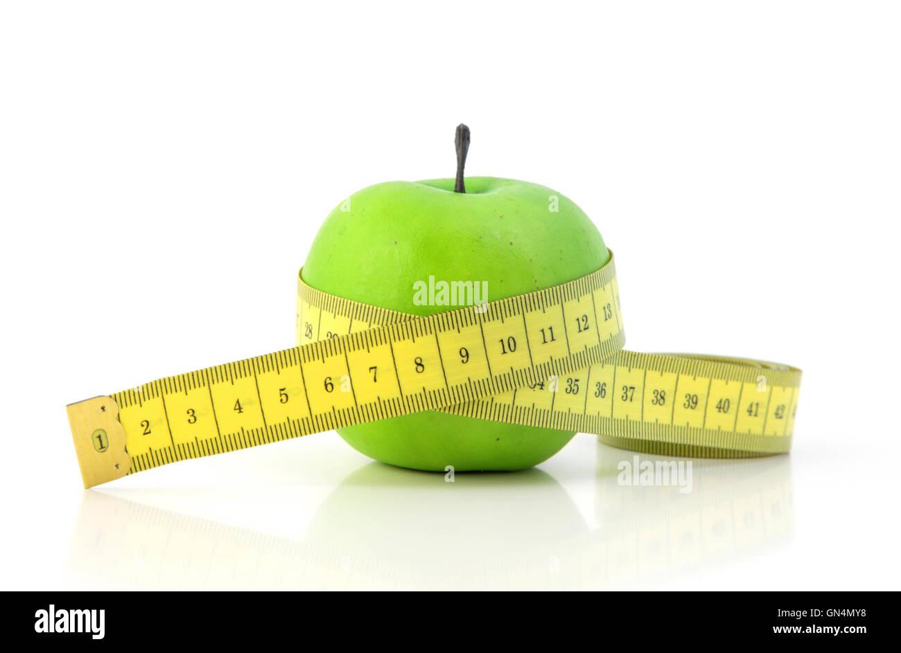 Nutritional regimen - Stock Image