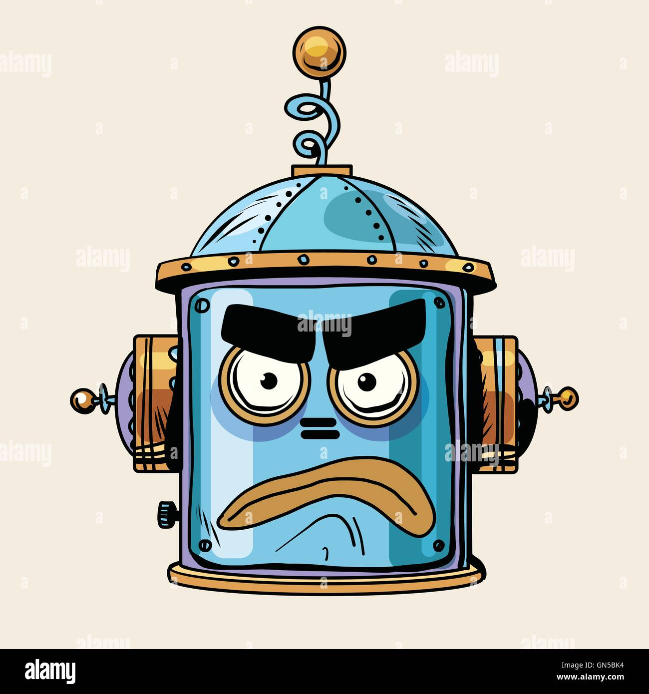 ef56bfabf0c8 Emoticon Angry Stock Photos   Emoticon Angry Stock Images - Alamy