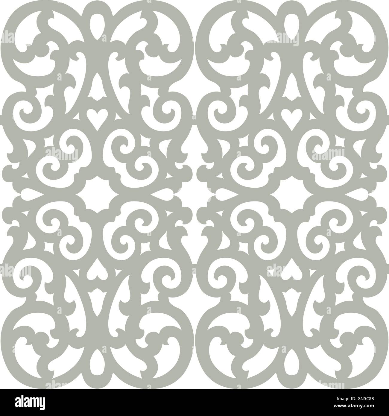 Seamless ornament tiles Stock Vector