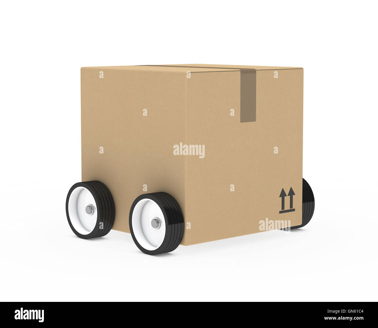package car - Stock Image