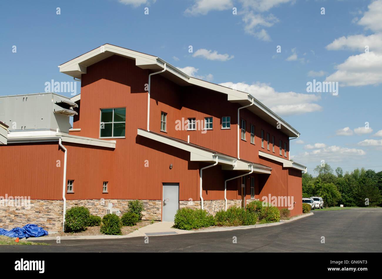 Humane Society building. - Stock Image