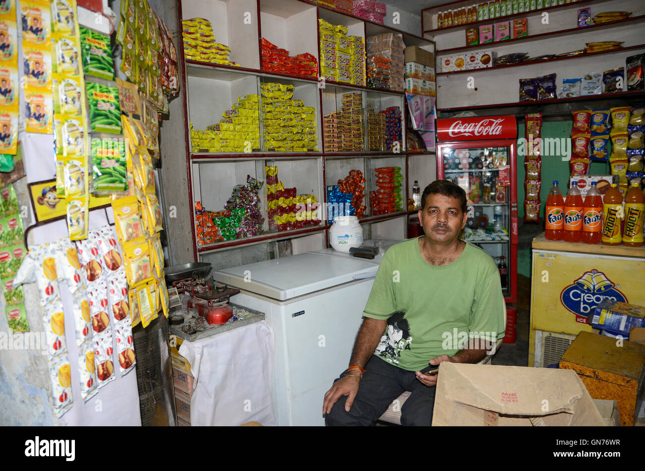 Indian Grocery shop Stock Photo: 116329075 - Alamy