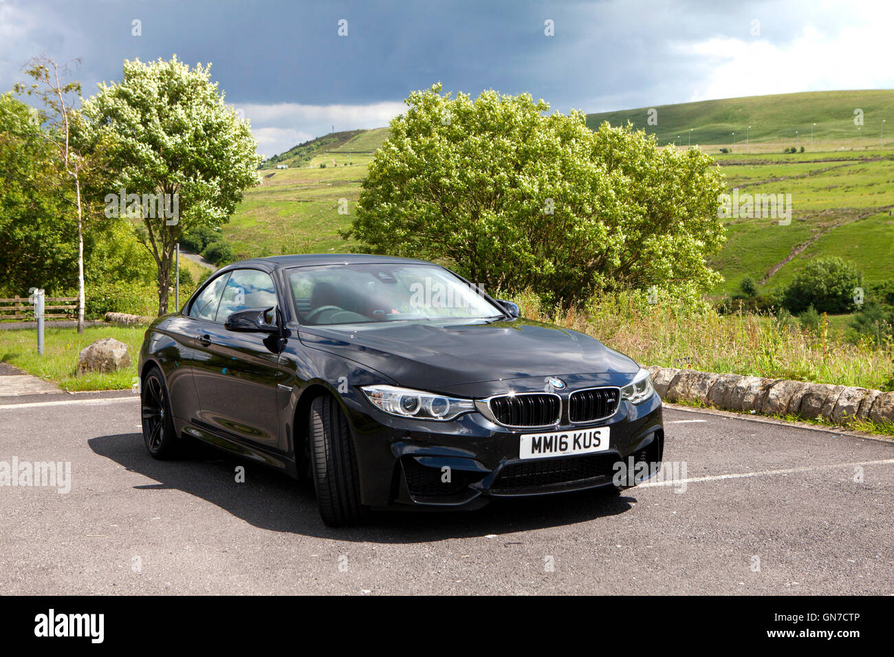 Bmw M4 High Resolution Stock Photography And Images Alamy