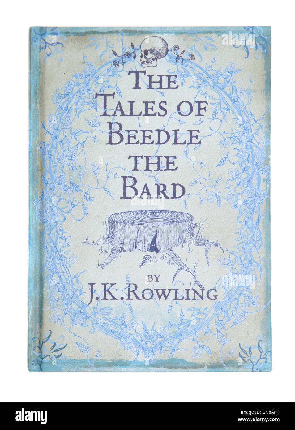 The Tales of Beedle the Bard - Stock Image