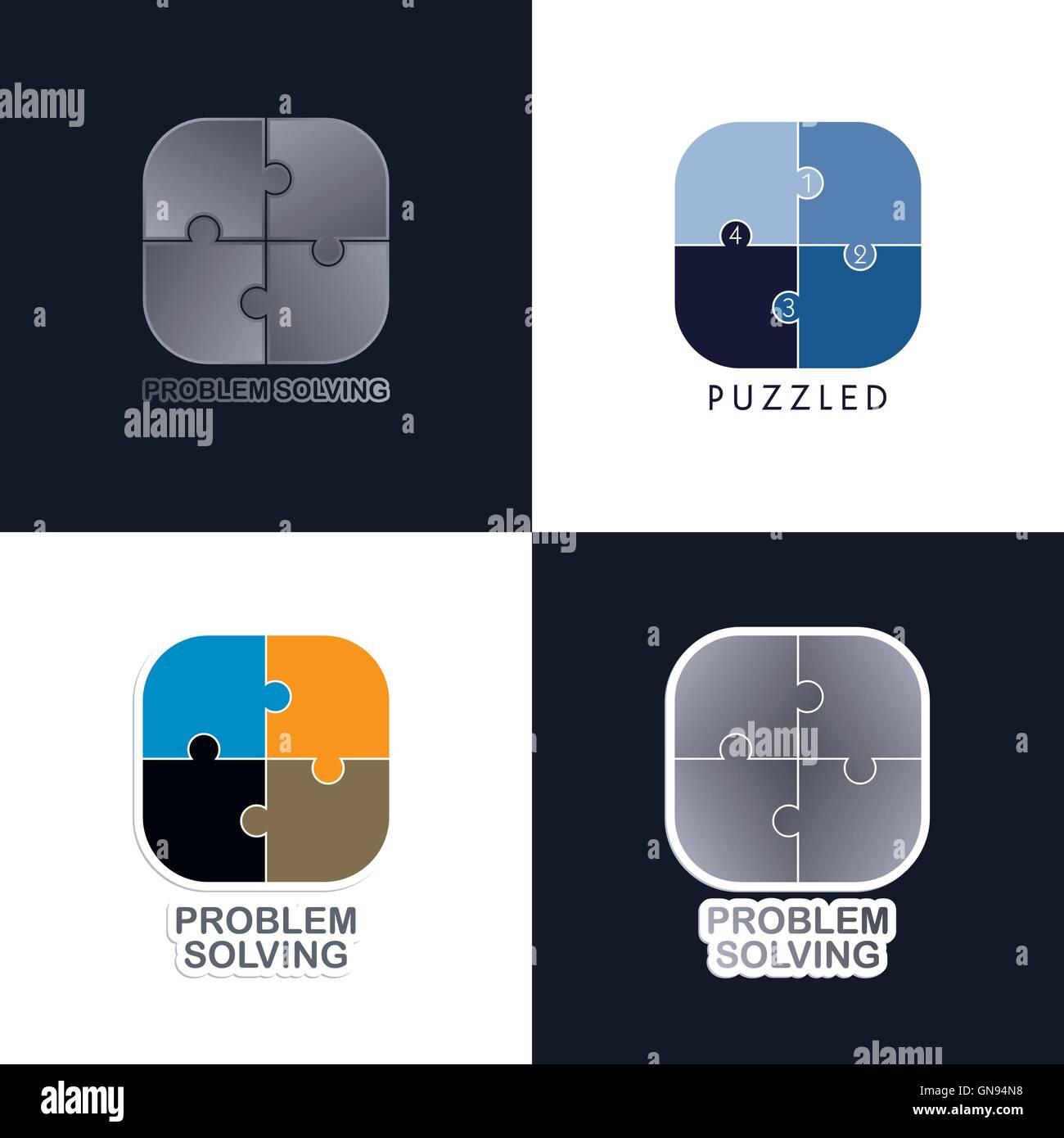 problem solving - Stock Image