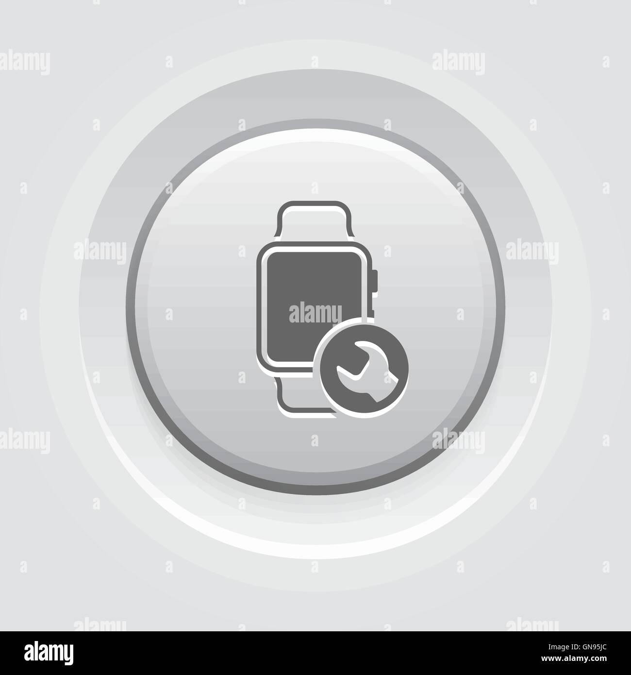 Gadget Repair Icon - Stock Image