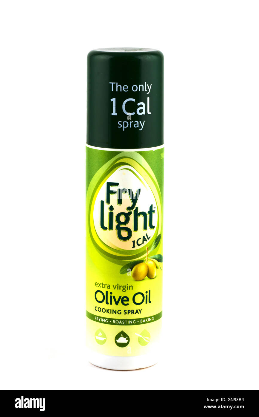 Fry Light Infuse Olive Oil - Stock Image