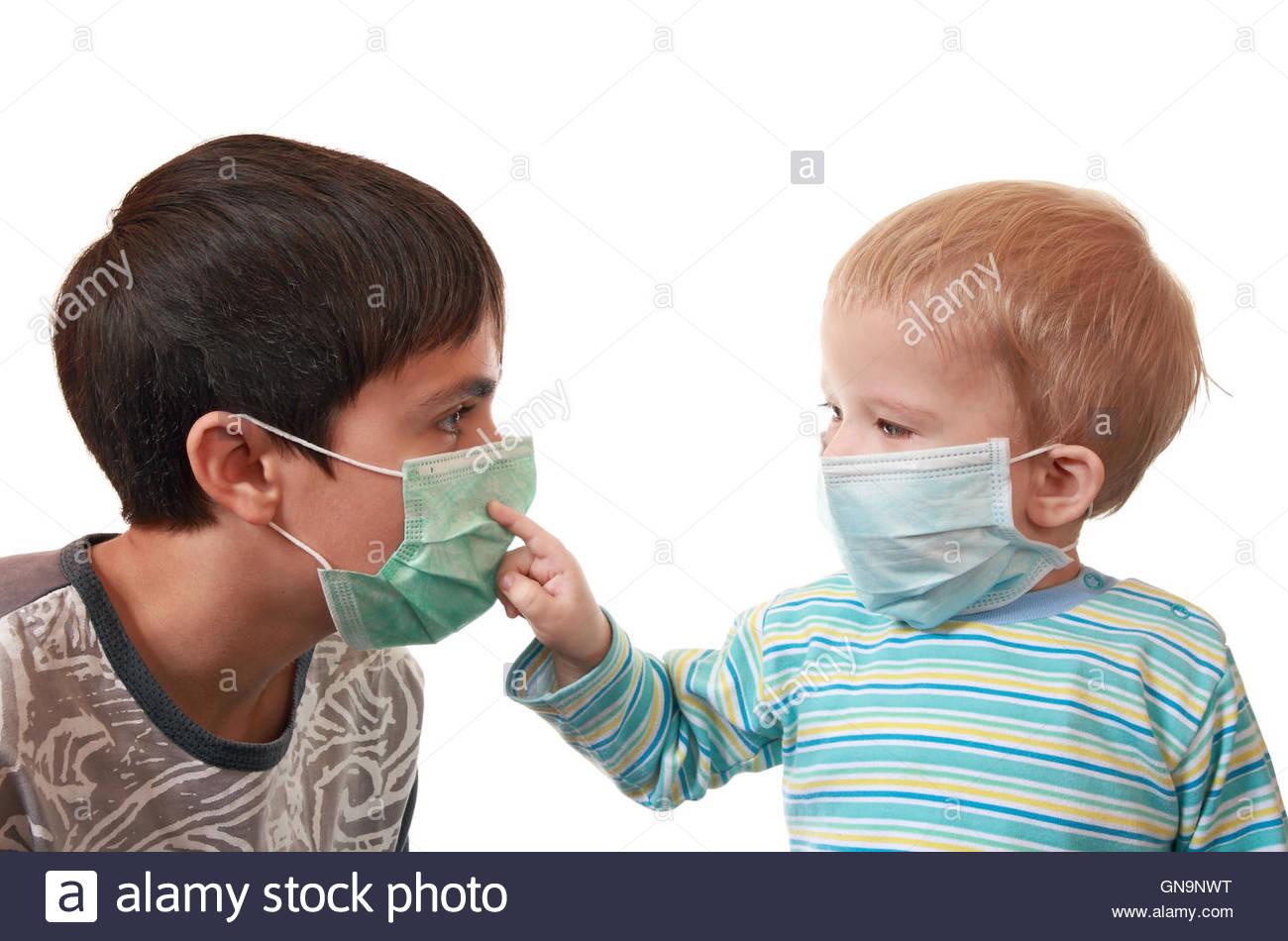 Masks Children Stock - Alamy Photo In Medical 116384740