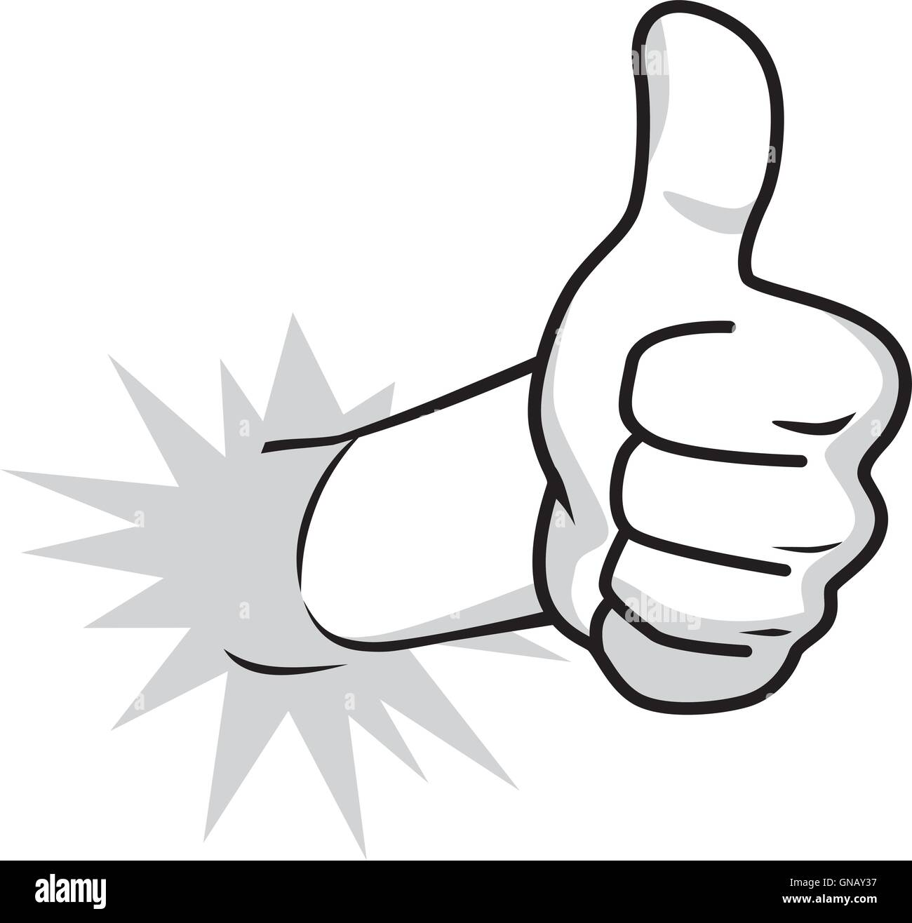 cartoon guy thumbs up high resolution stock photography and images alamy https www alamy com stock photo cartoon guy thumbs up 116410763 html