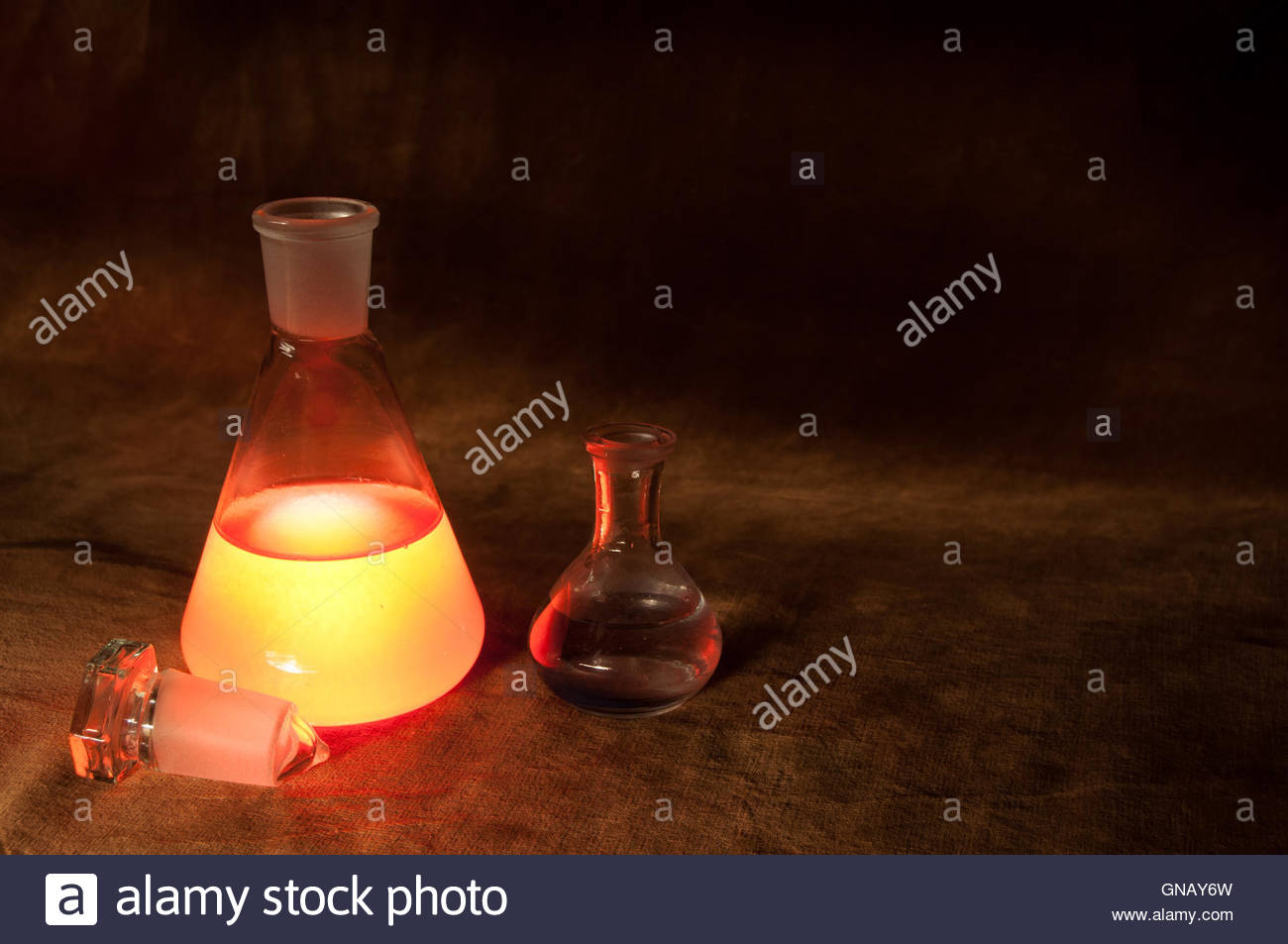 Love Potion - Stock Image