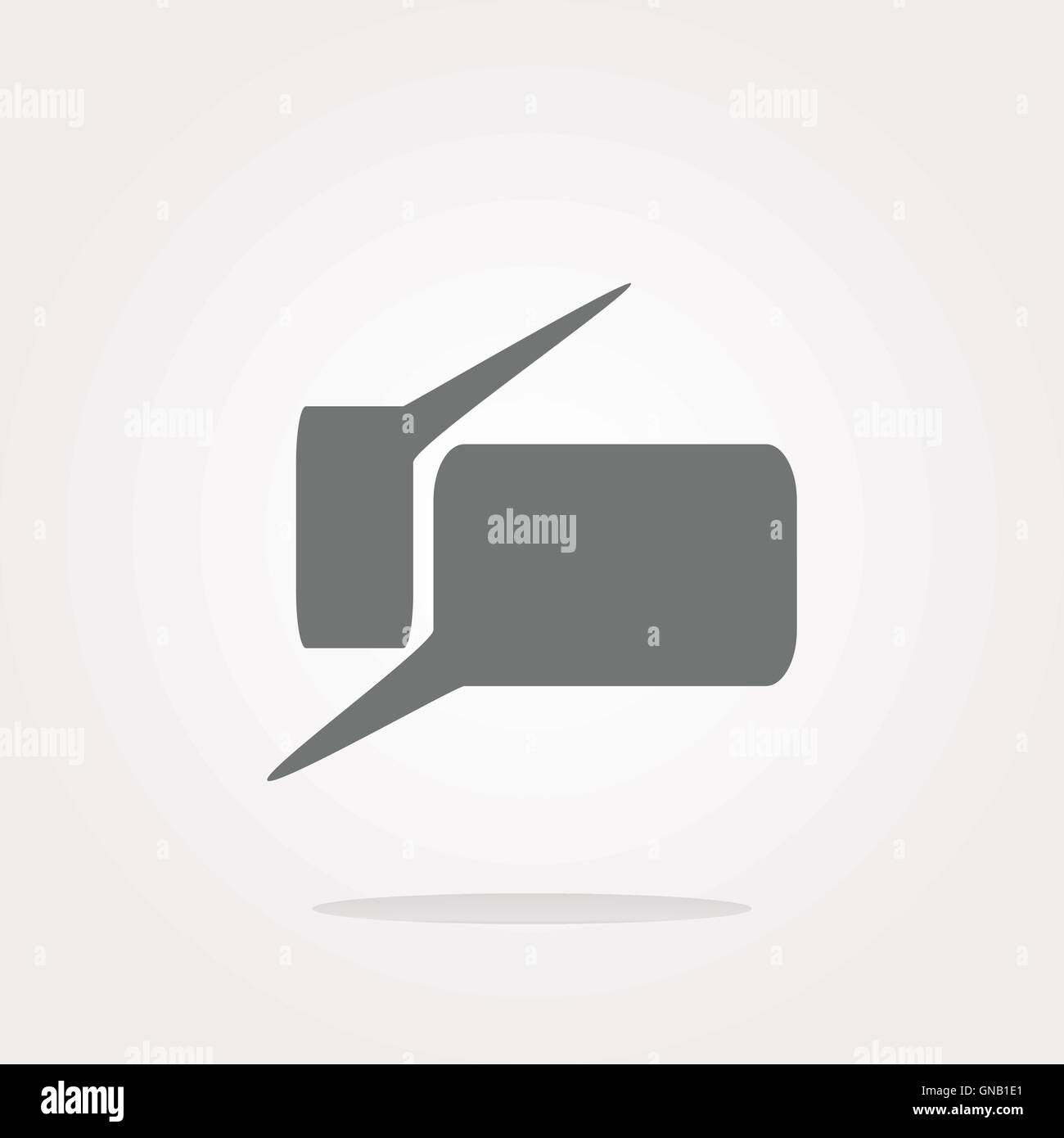communication Icon. communication Icon Vector. communication Icon Art. communication Icon eps. communication Icon - Stock Vector