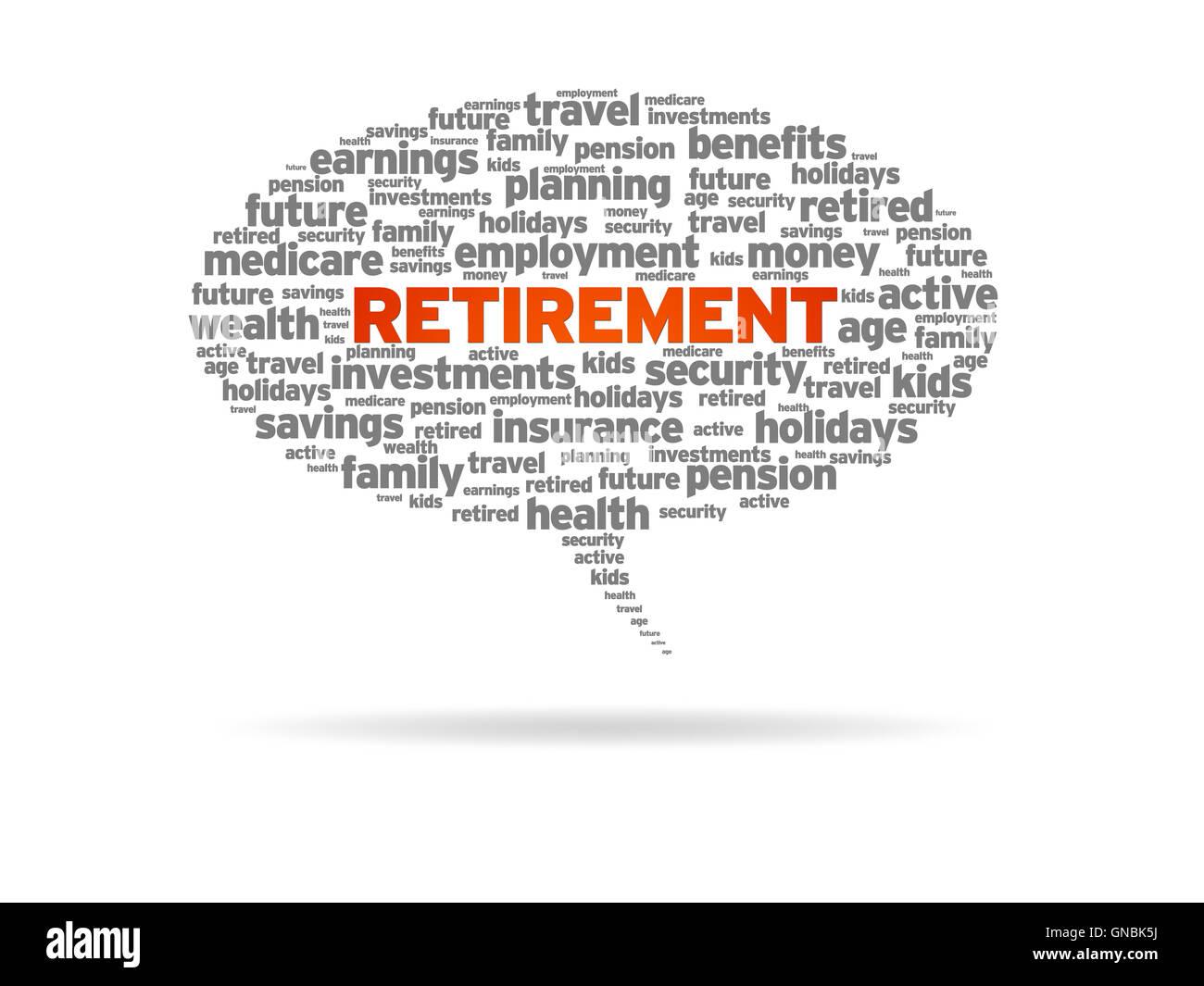 Retirement - Stock Image
