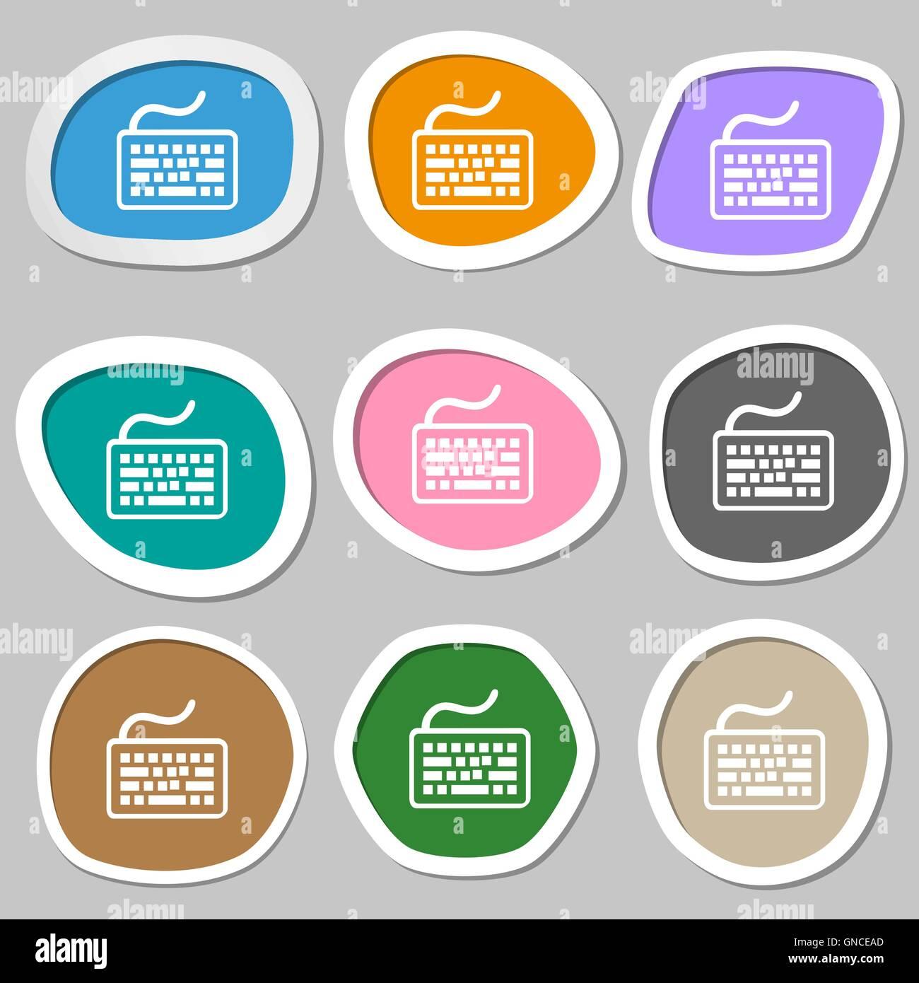 Keyboard Symbols Stock Photos & Keyboard Symbols Stock Images - Alamy