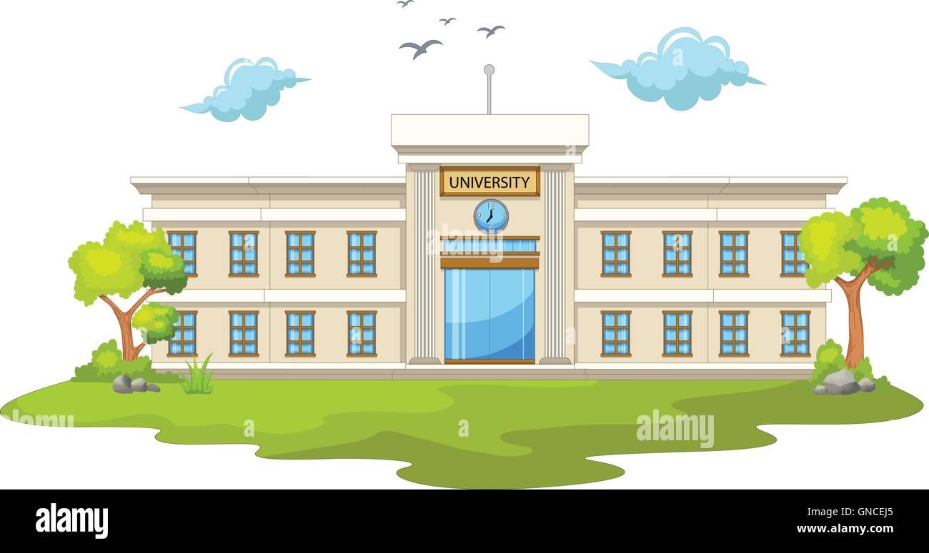 Brown University-Residence Hall Renovations | CBT  |Brown University Building Cartoon