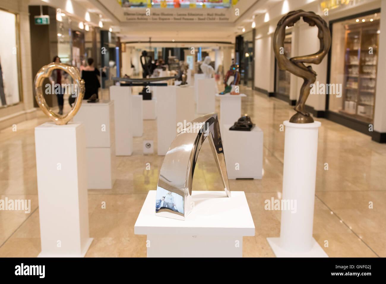 Exhibition Displays Australia : Sydney australia. 31st august 2016. form art sculpture exhibition
