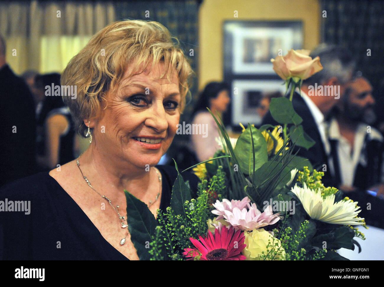 Vera Caslavska 11 Olympic medals