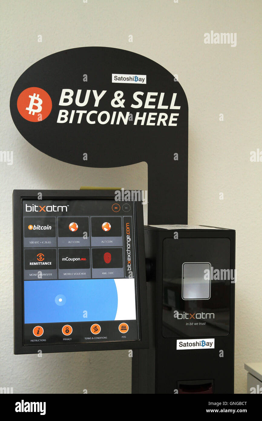 bitcoin automat münchen
